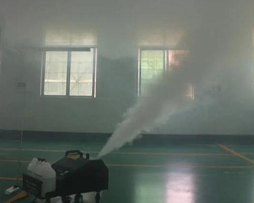 濮阳360超悬浮烟雾消毒机